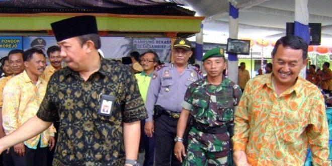Launching Bedah Kampung Berbasis Masyarakat