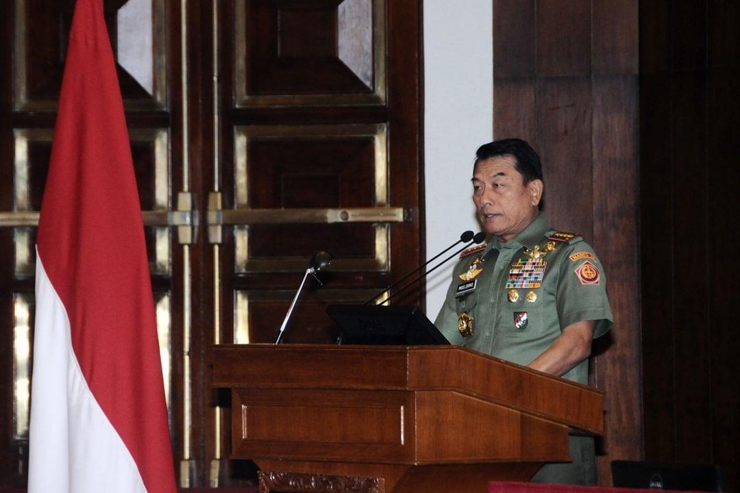 Panglima TNI Canangkan Sapta Cita Pokok-Pokok Kebijakan Pimpinan TNI