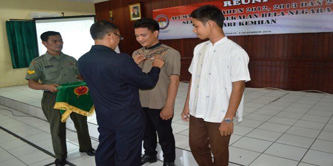 "Korem 152/Babullah Gandeng Kementerian Pertahanan Gelar ""Reuni Alumni Parade Cinta Tanah Air"""