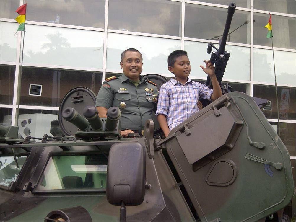 Kodim Tangerang Siap amankan mlm thn baru