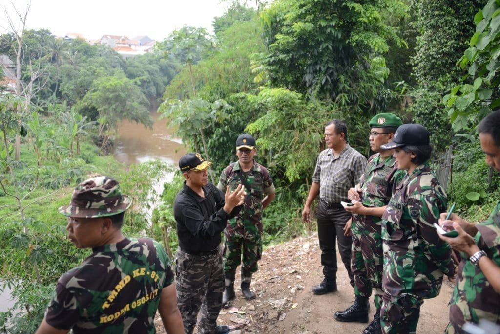 Kodam Jaya Terus Menggelorakan Serbuan Teritorial