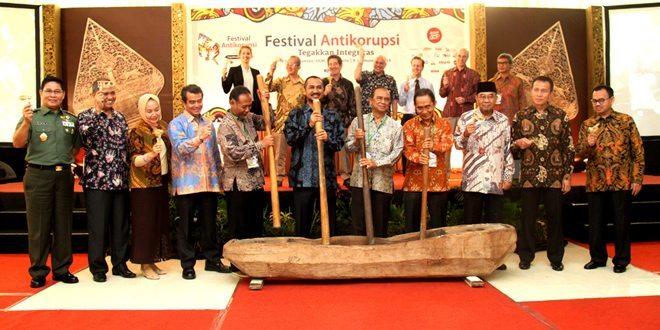 TNI Ikuti Festival Antikorupsi 2014