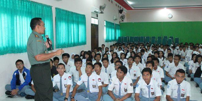 Kodim 0717/Purwodadi Sosialisasi Rekruitmen TNI AD