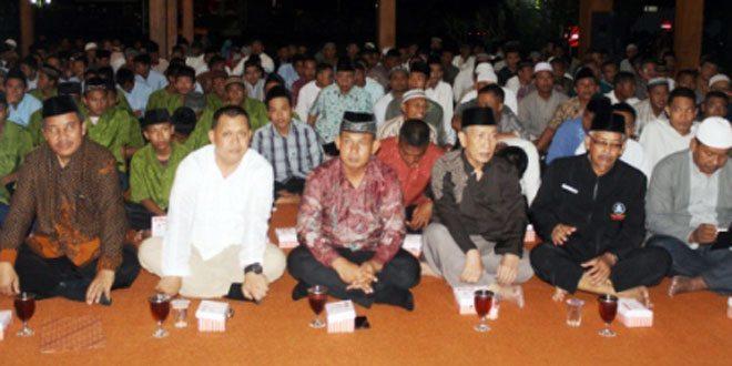 Pengajian Maulid Nabi Muhammad SAW di kabupaten Sragen