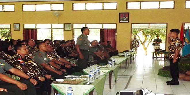 1. Danrem 081DSJ Kolonel Czi M. Reza Utama