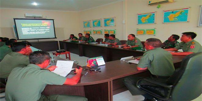 Kodim 0904/Tng Membentuk Brigade Ketahanan Pangan