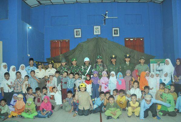 TK Islam Al – Irsyad Kunjungi Bekang V- 44-01 Madiun