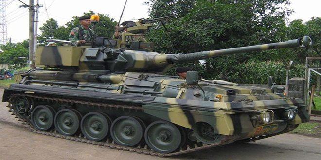 Salah Satu Alusista Terbaru TNI AD Akan di Pamerkan di Kota Ambon