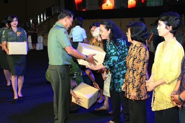 Panglima TNI : Wujudkan Cinta Kasih dan Harmoni