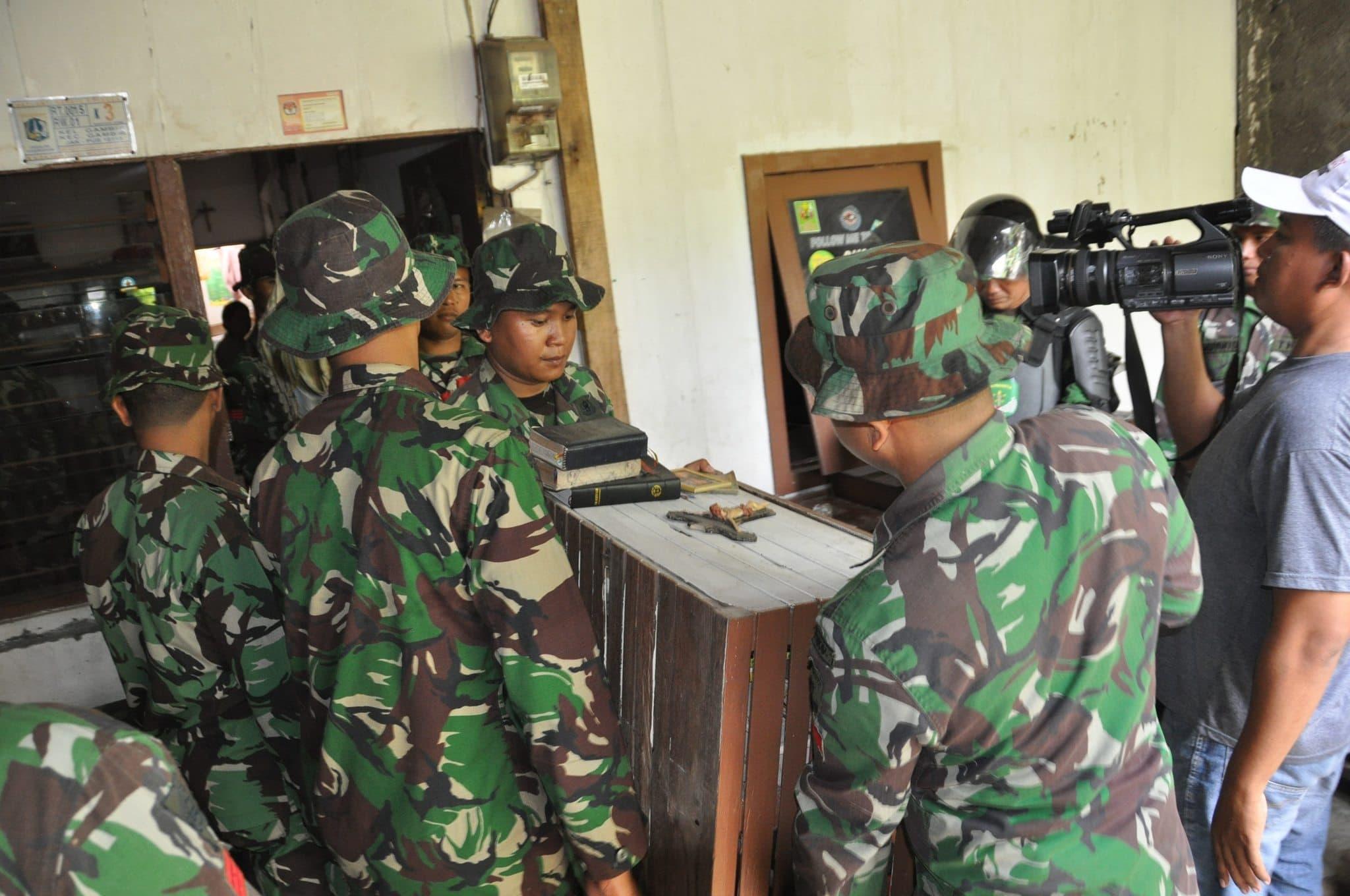 Kodam Jaya Tertibkan Rumah Dinas Pejambon
