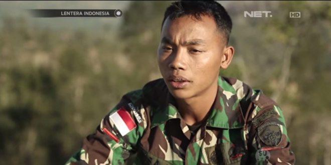 Lentera Indonesia – Bersama Rakyat, Indonesia Kuat – Prada Risa Hertanto
