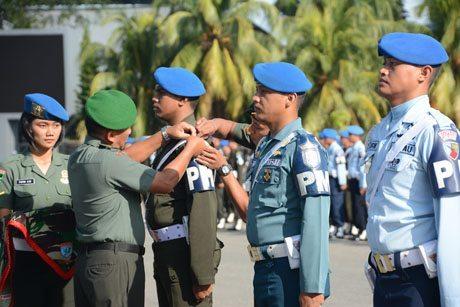 "Kodam XII/Tanjungpura Gelar Operasi Gaktib ""Waspada Wira Mandau"" dan Yustisi "" Citra Wira Mandau"" Polisi Militer TA. 2015"