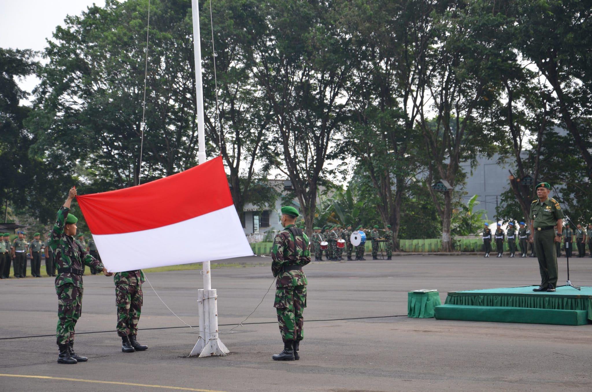 PANGLIMA TNI : BINA BUDAYA BERSEMANGAT DAN IKHLAS DALAM SETIAP PELAKSANAAN TUGAS