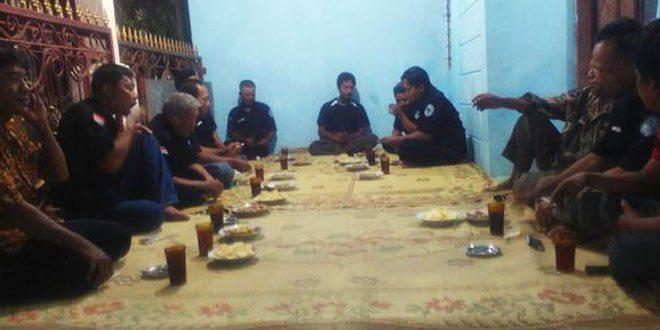 Babinsa Desa Slogo Hadiri Pertemuan Gapoktan