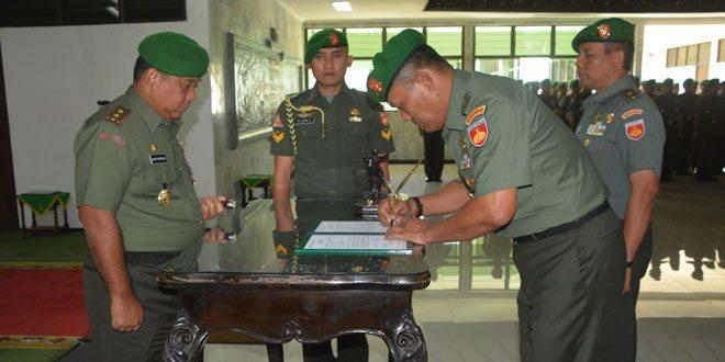 Brigjen TNI Joni Supriyanto Menjabat Kasdam IV/Diponegoro