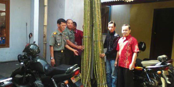 TNI Kembangkan Kreativitas Pemuda Desa