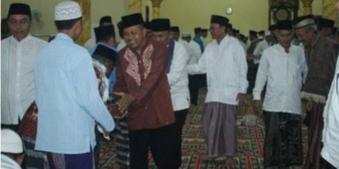 Danrem Safari Ramadhan Di Kabupaten Batanghari