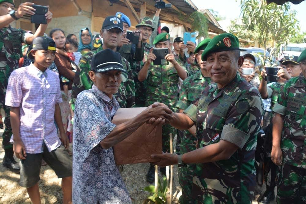 Karya Bhakti Jadikan Perekat Kesatuan Dan Persatuan Bangsa Serta Tingkatkan Kesejahteraan Nasional