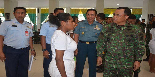 Calon Taruna Taruni Akmil 2015 Didominasi Putra Putri Asli Daerah Papua