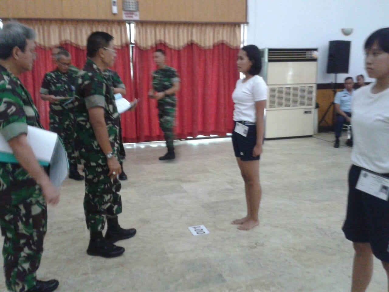 Pangdam JayaJayakarta Pimpin Sidang pantukhir Calon TarunaTaruni Akademi TNI TA 2015