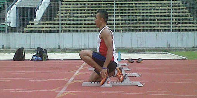 Pratu Heriyanto, Atlet Lari Cepat Dari Yonkav-7