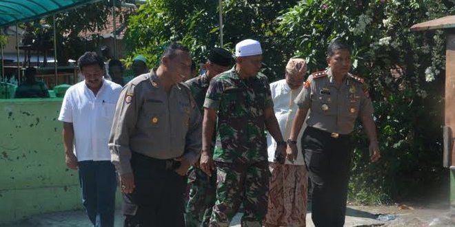 Danrem 063/Sgj Silaturrahmi Dengan Tokoh Masyarakat Kec. Gunung Jati Kab. Cirebon