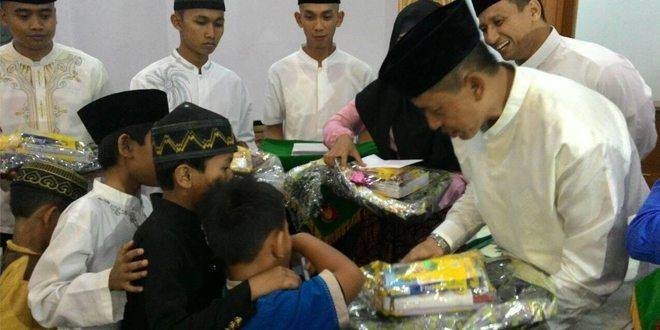 Pangdam Jaya Berbuka Puasa Bersama Dengan Warga Brigif 1 Pam Ibukota Jaya Sakti