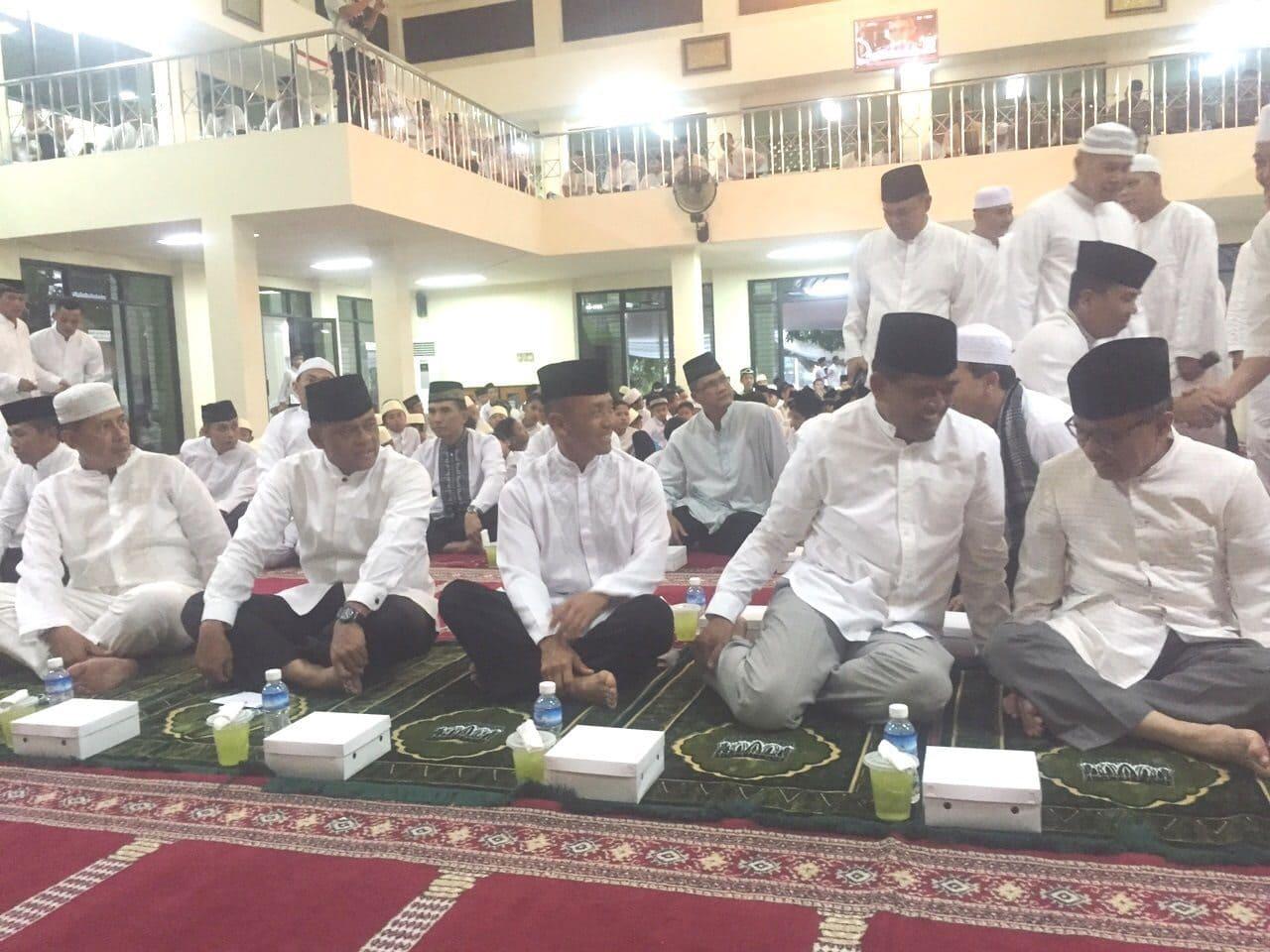 Kasad Berbuka Puasa Bersama di Kodam Jaya