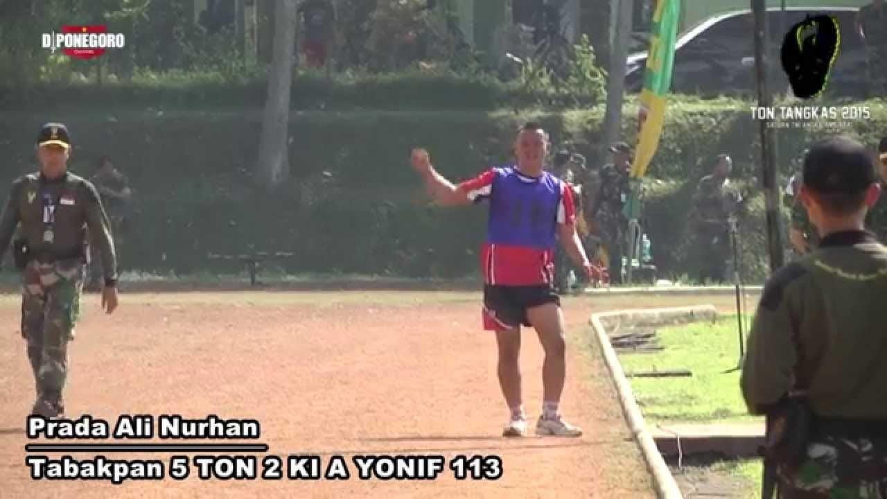 Garjas A Dam Iskandar Muda Yonif 113 Ton Tangkas TNI AD 2015