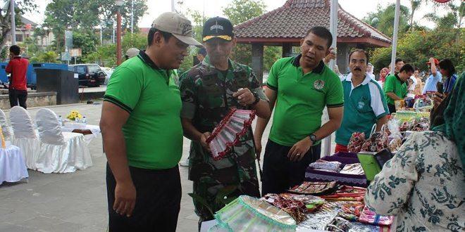 Dandim 0709/Kebumen Ajak Masyarakat Manfaatkan Sampah Organik dan Anorganik