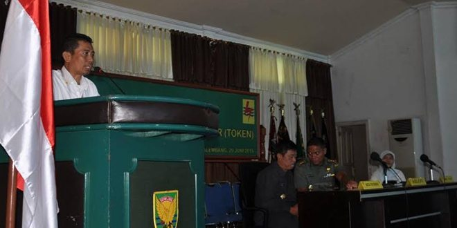 Personel Kodam II/SWJ Terima Sosialisasi Pembayaran Rekening Listrik Dan Listrik Prabayar Dari PLN
