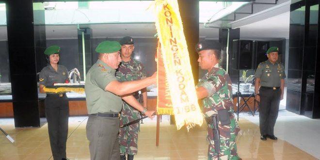 Peleton Tangkas Dijadikan Cambuk Untuk Memacu Semangat Berlatih Secara Lebih Intensif Di Satuan