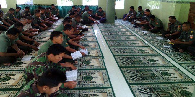 Kodim 0732/Sleman Gelar Doa Bersama
