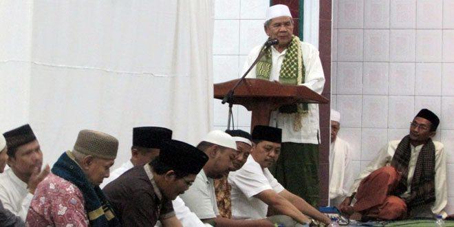 Tarhim Keliling Sambut Bulan Suci Ramadhan