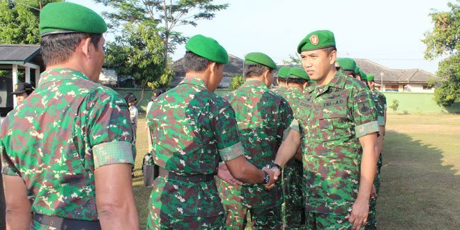Halal Bihalal Anggota Kodim 0735/Surakarta