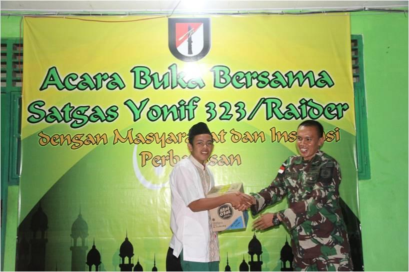 323 BUKA PUASA BERSAMA 7-7-15