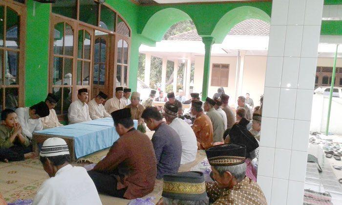 Babinsa Koramil 0804/11 Takeran Wujudkan Silaturahmi Dengan Safari Rhamadan