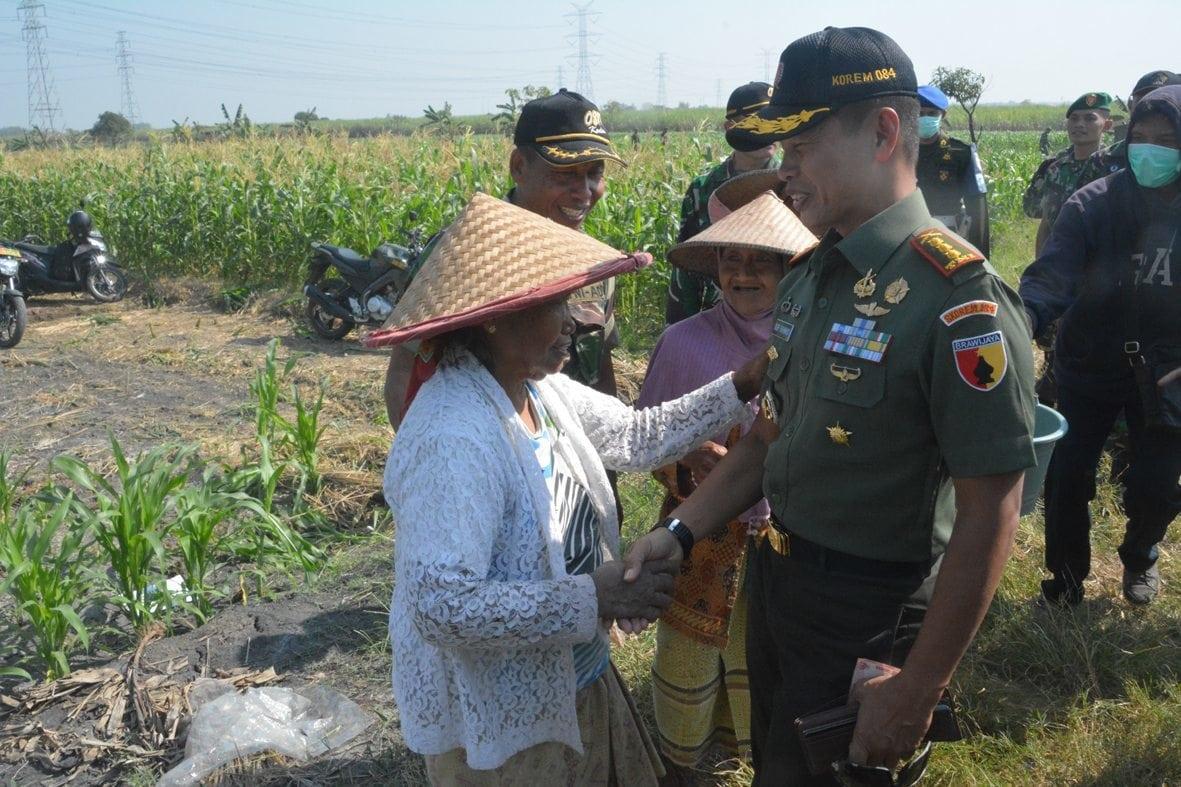 Penertiban Aset Tanah Negara Di Desa Wedoroanom Driyorejo Berlangsung Kondusif