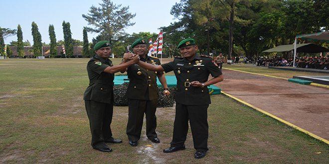 Serah Terima Jabatan Komandan Batalyon Infanteri 403/Wirasada Pratista