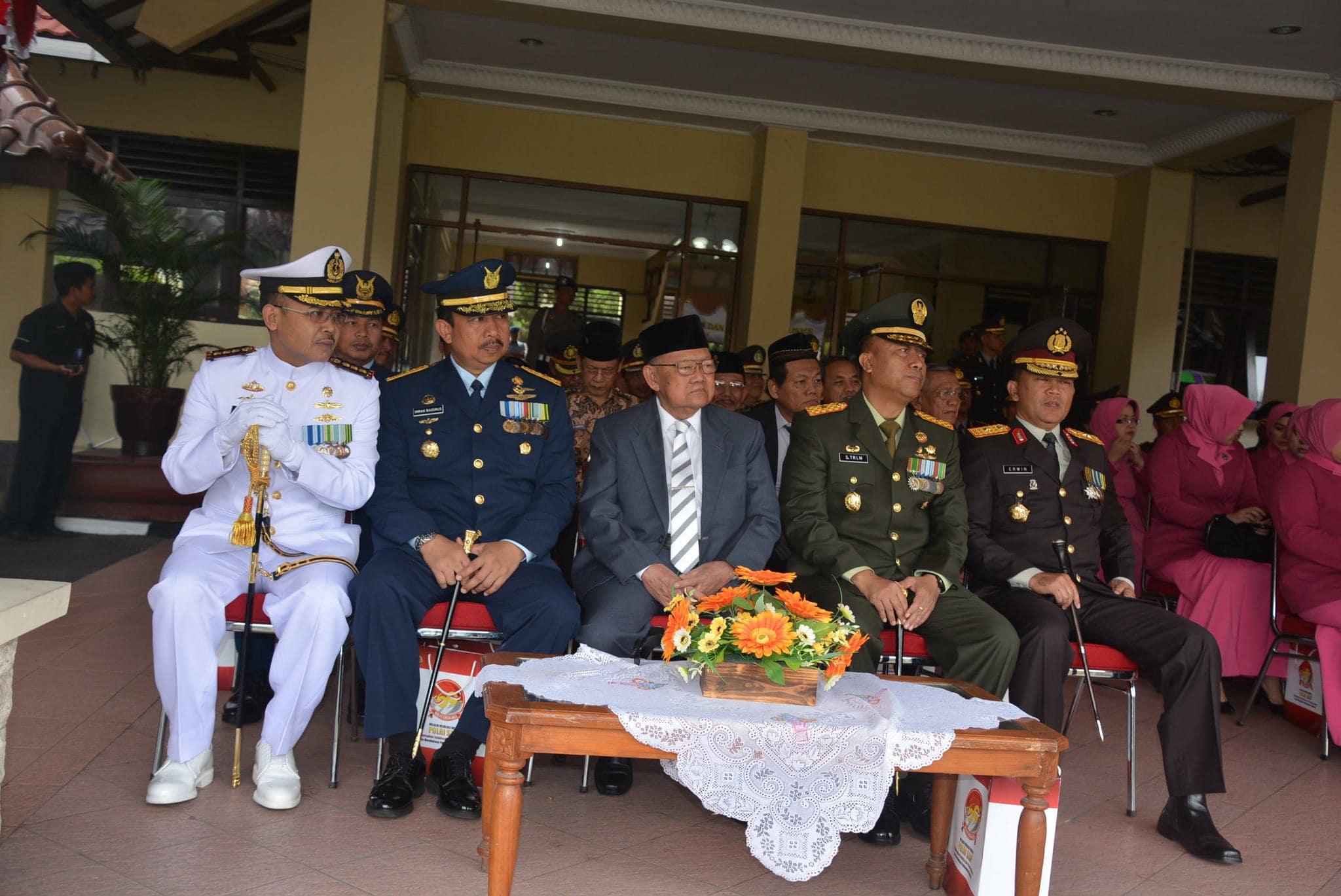 Hari Ulang Tahun Ke-69 Kepolisian Republik Indonesia
