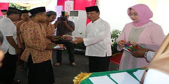 Safari Ramadhan Pangdam VI/Mulawarman di Korem 091/Asn