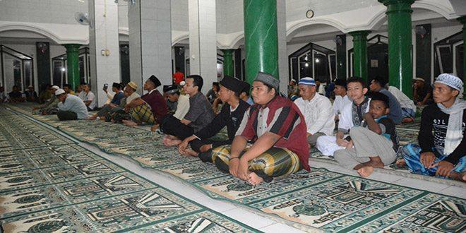 Peringatan Nuzulul Qur'an Korem 172/PWY