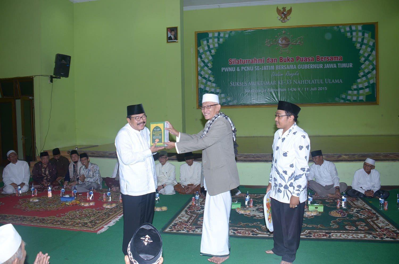 Pangdam V/Brawijaya Menghadiri Buka Puasa Bersama di PWNU Jawa Timur