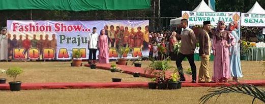 Prajurit Kodam Jaya Tak Hanya Mahir Perang Tapi Juga Mahir Diatas Catwalk