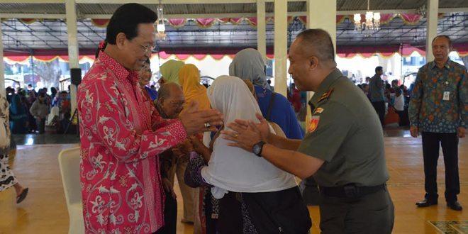 Gubernur DIY Menggelar Halal Bi Halal