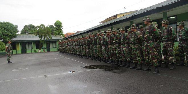 Kodim 0105/Aceh Barat Siagakan 1 SST Amankan Gereja