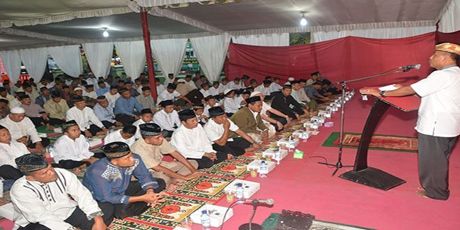 Safari Ramadhan Kasrem 081 Letkol Inf Akhyari, S.I.P, di Kodim Tulungagung (5)