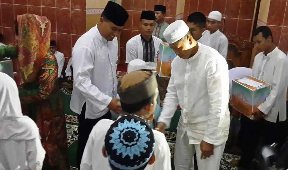 Safari Ramadhan Pangdam JayaJayakarta Bersama Keluarga Besar Menarhanud 1 F