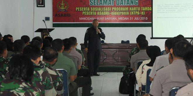 Asabri Memberikan Pelayanan Bagi Prajurit TNI, Polri Dan PNS Kemhan