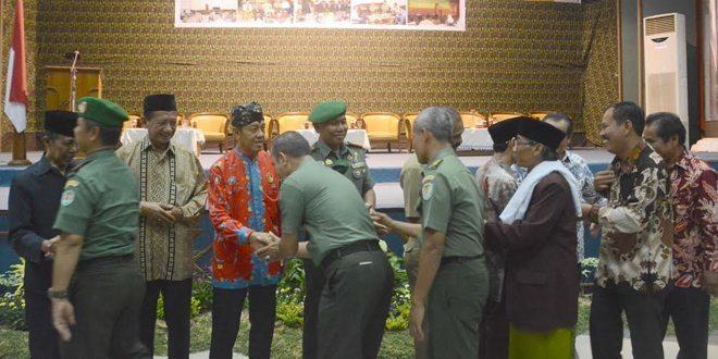Korem 063/Sgj Adakan Halal Bihalal Bersama Se – Wilayah III Cirebon